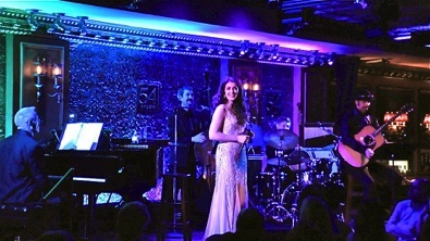 """STARDUST - A Night in the Cosmos"" at 54 Below"
