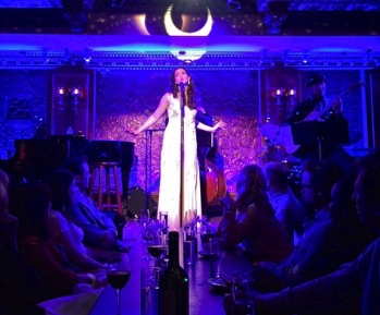"""STARDUST - A Night in the Cosmos""  54 Below - New York"